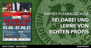 Kastes Fussballschule – Die Letzten freien Plätze sichern!